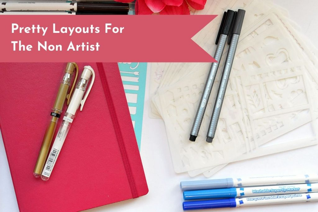 Even if you don't consider yourself artistic, it is completely possible to still create really pretty layouts. Discover how you can use one tool to do just that!