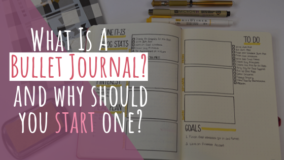 What is a Bullet Journal? Discover this planning solution that can be customized easily to suit your needs!