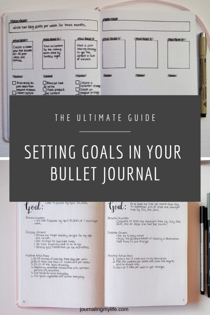 In this guide, find minimalist layouts that will help you set goals, track your progress, and celebrate your accomplishments!