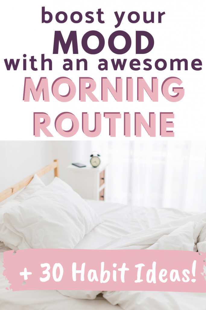Having such a positive and productive day starts first thing when you wake up! Discover how your morning routine can help you get your day started on the best foot possible!